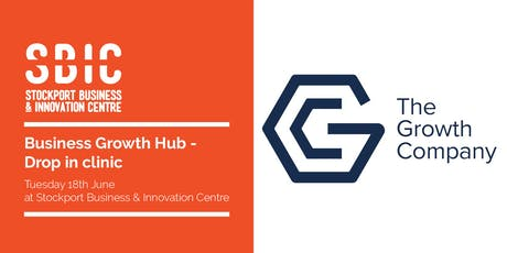 Business Growth Hub - Drop in clinic  tickets