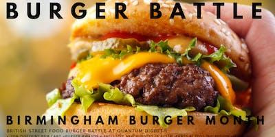 Burger Battle & Burger Festival