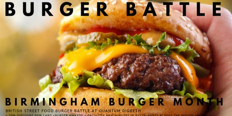 Burger Battle & Burger Festival tickets
