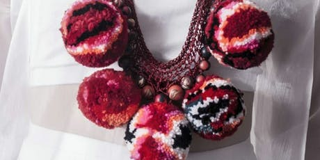 Wool jewellery creating  with Afternoon Tea Treats tickets