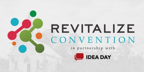 2020 Revitalize Network Convention tickets