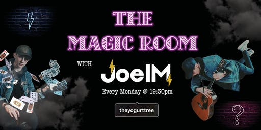 The Magic Room- With Joel M ⚡(24th June)