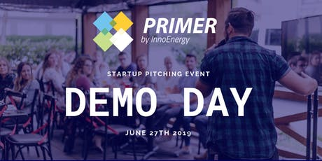 Primer Demo Day #3 - Startup Pitching Event tickets