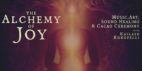 The Alchemy of Joy feat Kailash Kokopelli tickets