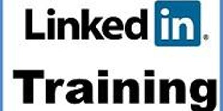 LinkedIn Essentials Training (Class 1 of 5) - Trustpoint's Classroom tickets