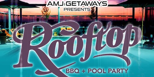 Rooftop BBQ & Pool Party