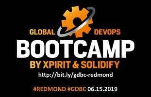 Global DevOps Bootcamp @ Redmond WA