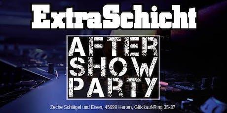 Extraschicht-Aftershow-Party auf Schlägel&Eisen Tickets