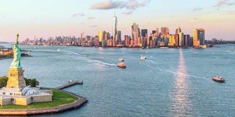 NYC #1 Dance Music Boat Party around Manhattan Friday Yacht Cruise tickets