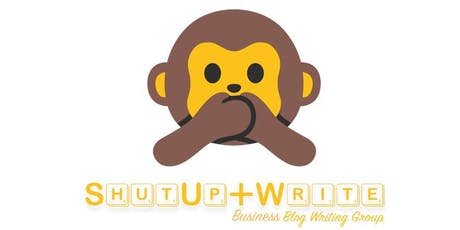 Shut Up & Write - Business Blog Writing Group tickets