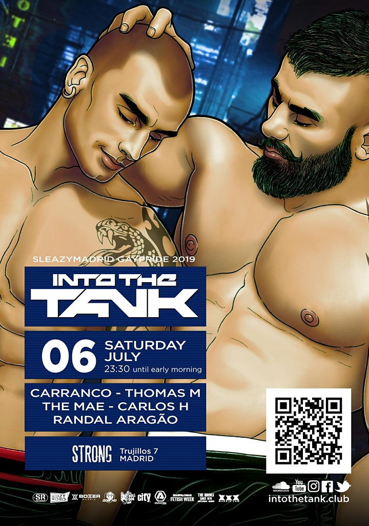 Imagen de INTO THE TANK (SleazyMadrid  GayPride 2019)