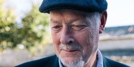 Poetry Cafe with John Harvey at 80: A celebration - Worksop Library. Part of Inspire Poetry Festival 2019