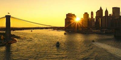NYC+Boat+Party+around+Manhattan+Sunset+Yacht+