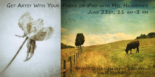 Get Artsy With Your iPhone/iPad