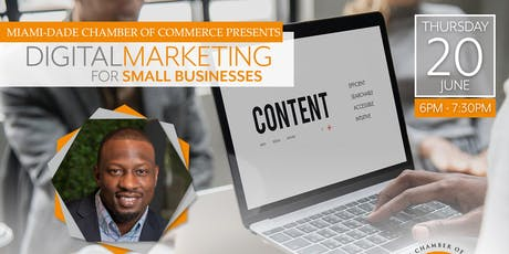 MDCC | Digital Marketing for Small Businesses tickets