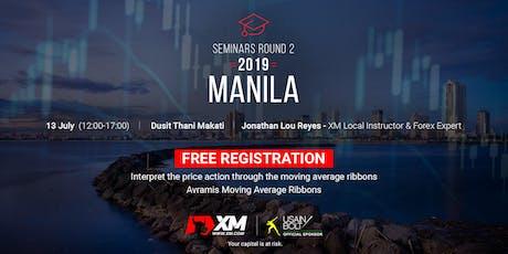 XM SEMINAR MANILA ROUND 2 2019 - EDUCATION MATTERS tickets
