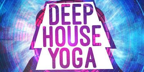 Deep House Yoga- January Edition tickets