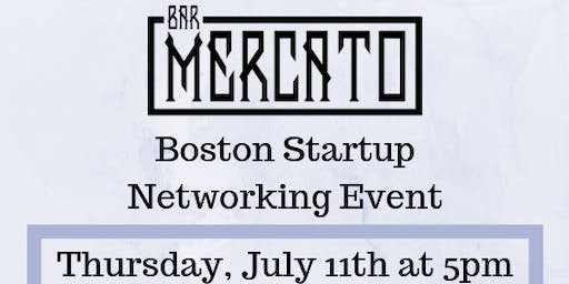 Boston Startup Networking event