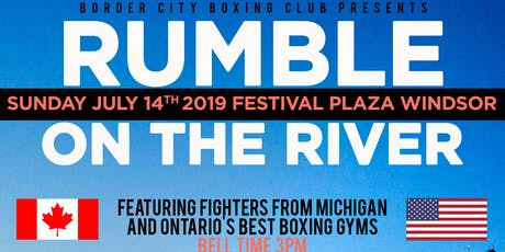 Rumble On The River tickets