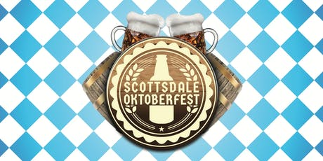 2019 Scottsdale Oktoberfest - A Beer Tasting in Old Town! tickets