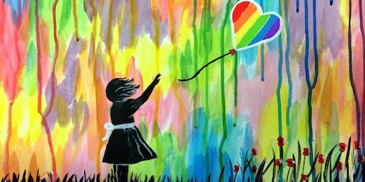 Paint Street Art! Birmingham, Wednesday 17 July