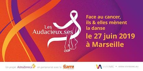 Les Audacieux.ses • Face au cancer, ils et elles mènent la danse à Marseille billets