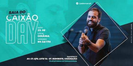 SAIA DO CAIXÃO DAY   GOIÂNIA - GO ingressos