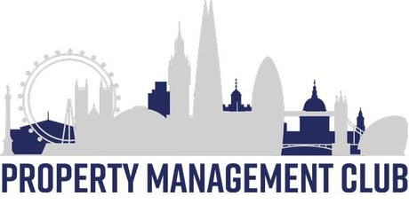 The Property Management Club - July Event tickets