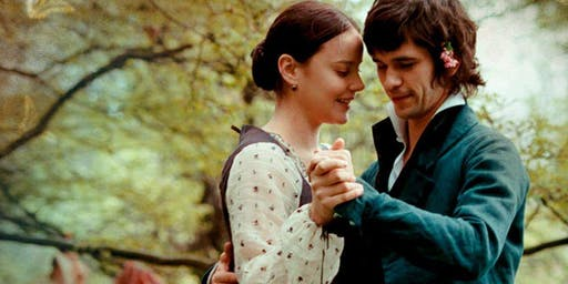 Film Screening - Bright Star (PG) - Mansfield Central Library. Part of Inspire Poetry Festival 2019
