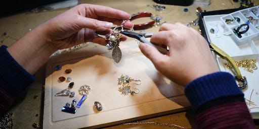 Immersive Jewellery Making Experience