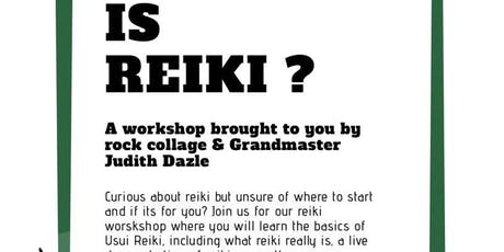 What is Reiki 101 tickets