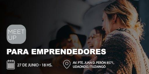 Meet Up para Emprendedores | 27/6 | REDES SOCIALES PARA EMPRENDEDORES | ZONA OESTE