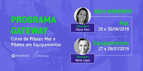 Programa Gateway - Physio Pilates Polestar - Belo Horizonte ingressos