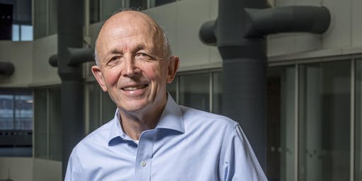Cardiff Breakfast Club - Guest Speaker David Norgrove, Chair of UK Statistics Authority