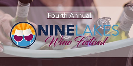 Nine Lakes Wine Festival 2020 tickets