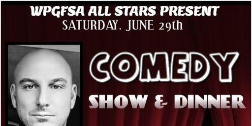 All Star Comedy Show & Dinner