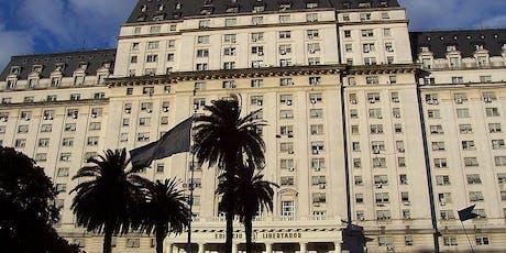 Edificio Libertador General San Martin entradas