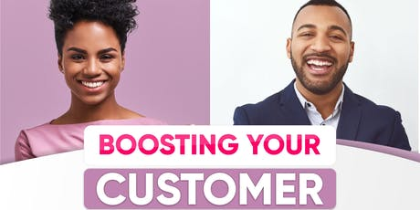 Boosting Your Customer Base tickets