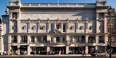 Illuminating BAFTA: Benedetti Architects' scheme to revitalise the Piccadilly home of the moving image arts tickets