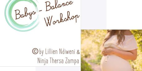 Baby´s Balance Workshop Tickets