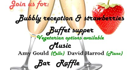 Strawberry Fizz Fundraising Party for SOS!SEN tickets