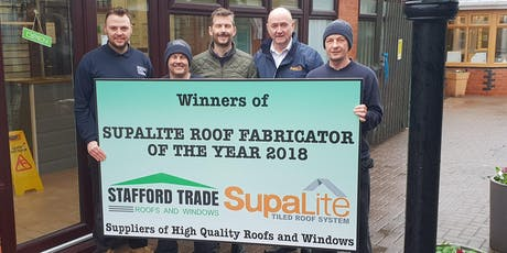 Stafford Trade Roofs & Windows - Supalite Demo Open Day  tickets