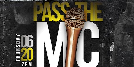 The Hot Box Presents: Pass The Mic tickets