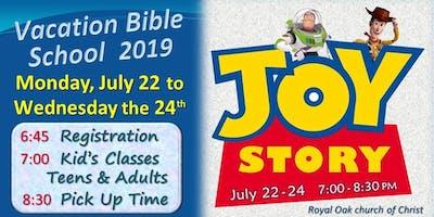Joy Story Vacation Bible School
