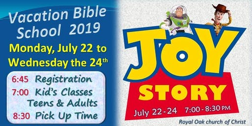 Joy Story Vacation Bible School