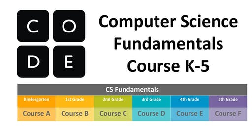 Computer Science Fundamentals Course K-5