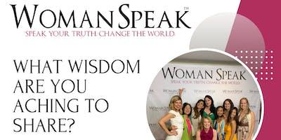 WomanSpeak Foundation Course