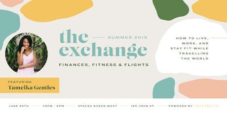 Finances, Fitness & Flights - In Conversation w/ Tameika Gentles tickets