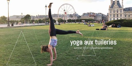 Yoga Aux Tuileries
