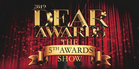 DEAR AWARDS 2019 tickets